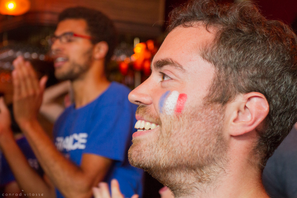 Venez soutenir l'Équipe de France à Montréal ce dimanche !