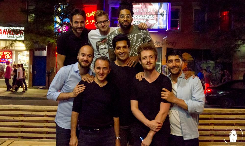 Le All Star Comedy Club France, de l'humour et du partage