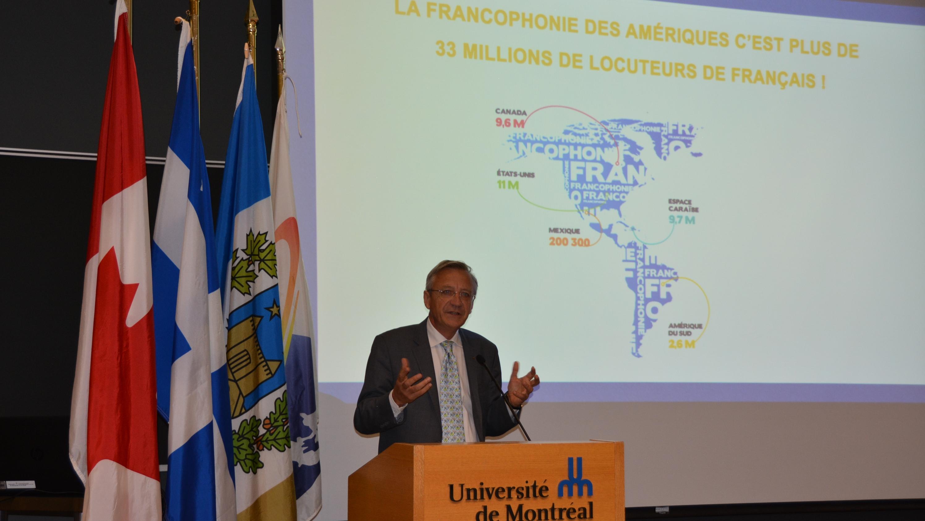 Les jeunes francophones des Amériques veulent une francophonie plus citoyenne
