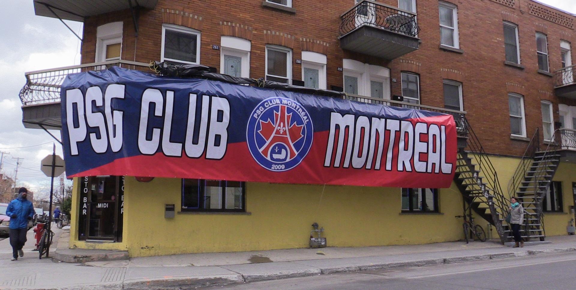 PSG Club Montréal : l'intégration à la française