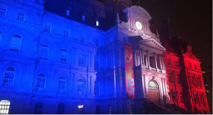 Attentat à Nice : les hommages du Québec