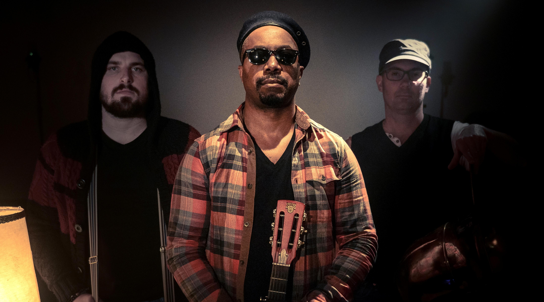 Le blues caribéen du trio guadeloupéen de Delgrès en concert à Montréal