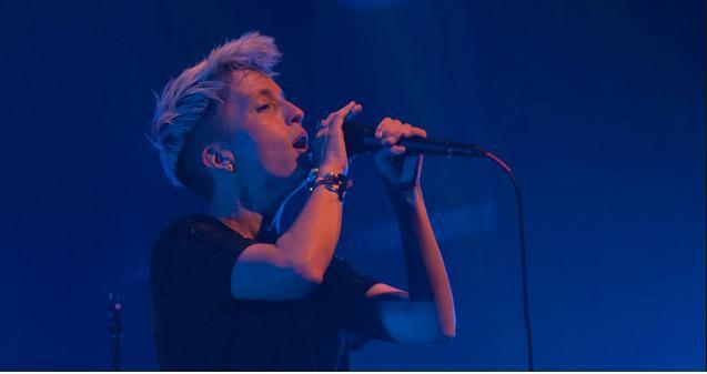Le pop-rock, tendance punk-électro de la française Jeanne Added