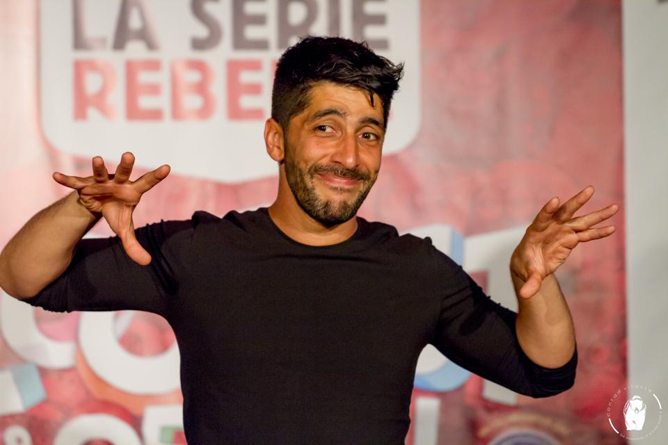 Noman Hosni, le caméléon de l'humour