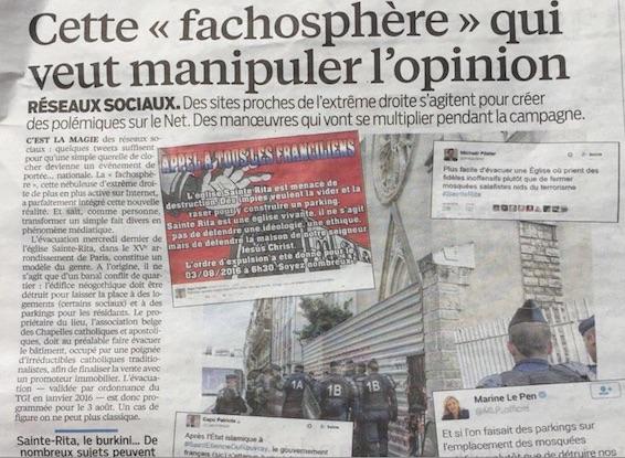 Michaël Pilater dans les filets du Parisien