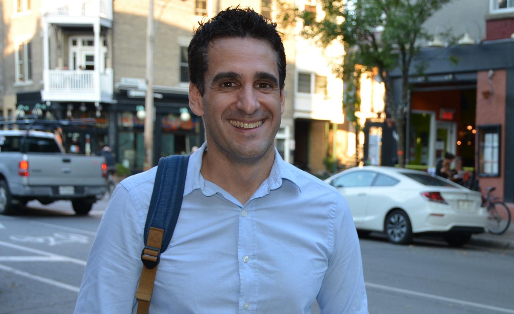 Yan Chantrel est le candidat du Parti socialiste pour la prochaine législative