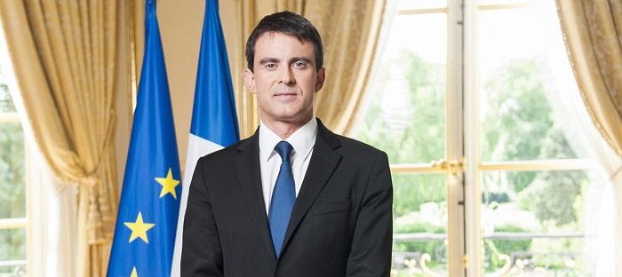 Manuel Valls en visite au Canada