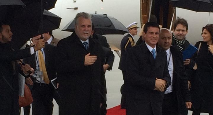 Retour en vidéo sur la visite de Manuel Valls au Canada et au Québec