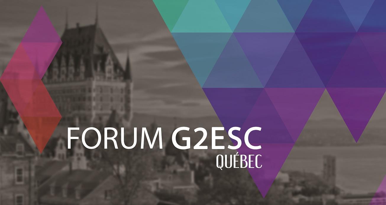 Forum sur la gestion et la gouvernance des entreprises sociales et collectives à l'ENAP de Québec
