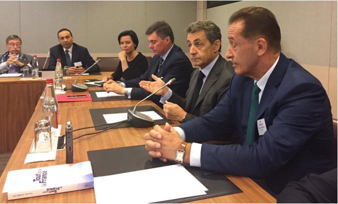 Nicolas Sarkozy veut rétablir la gratuité scolaire à l'étranger