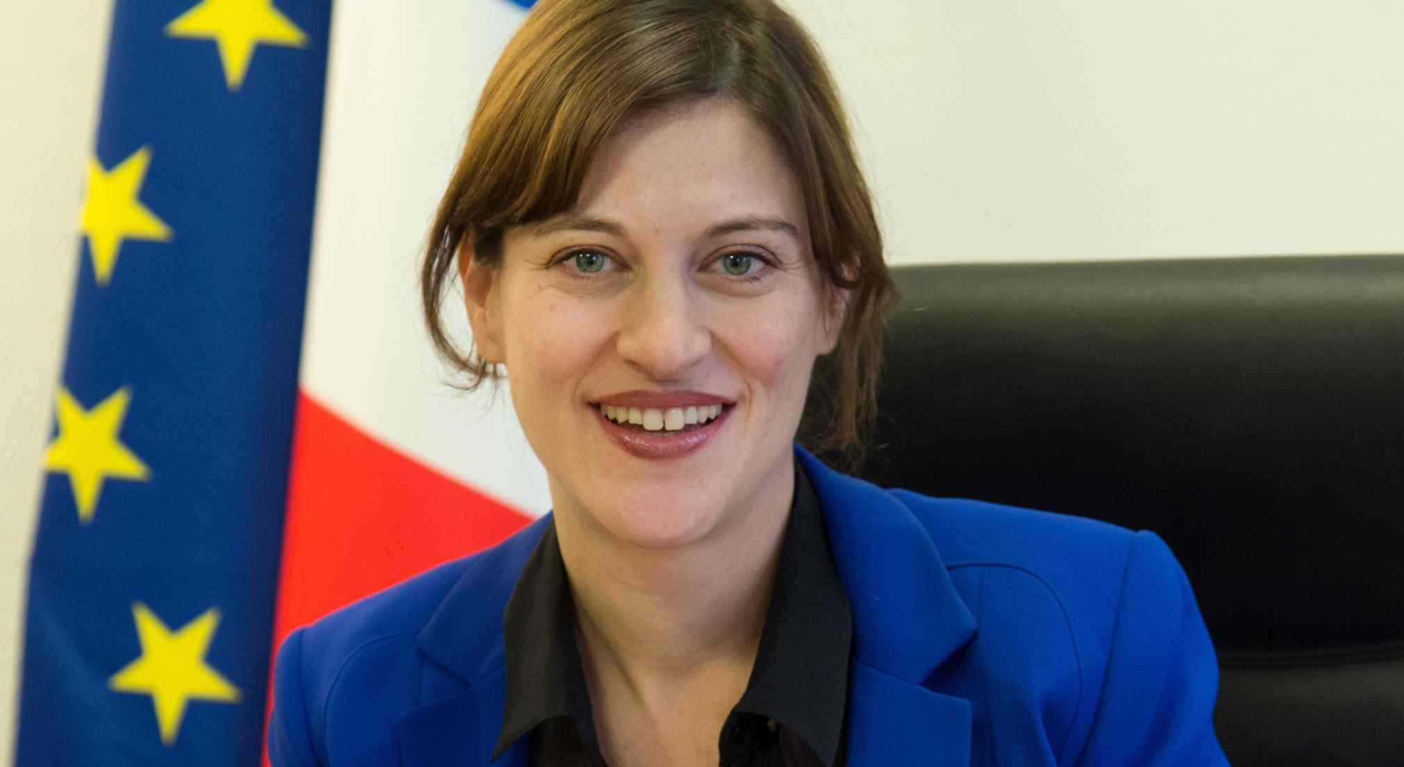Juliette Maédel en visite au Québec
