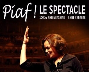 Piaf ! Le spectacle, est de retour au Québec pour quatre dates