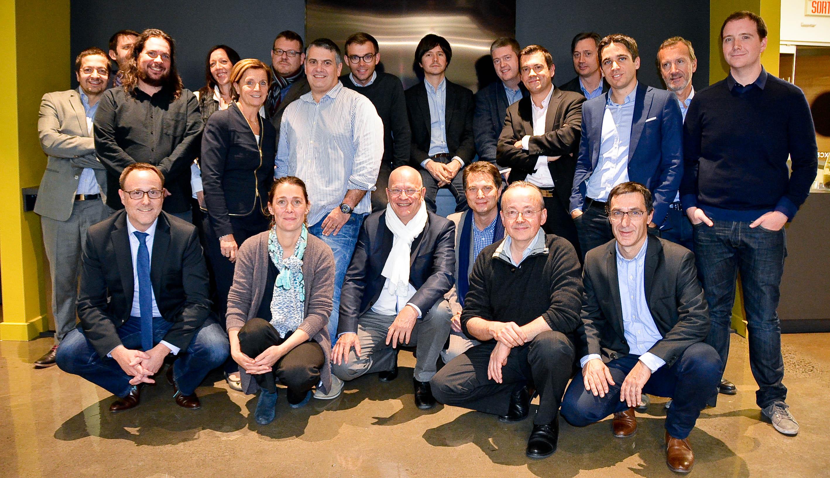 Bleu Blanc Tech: French Tech Bordeaux s'imprègne de l'écosystème montréalais