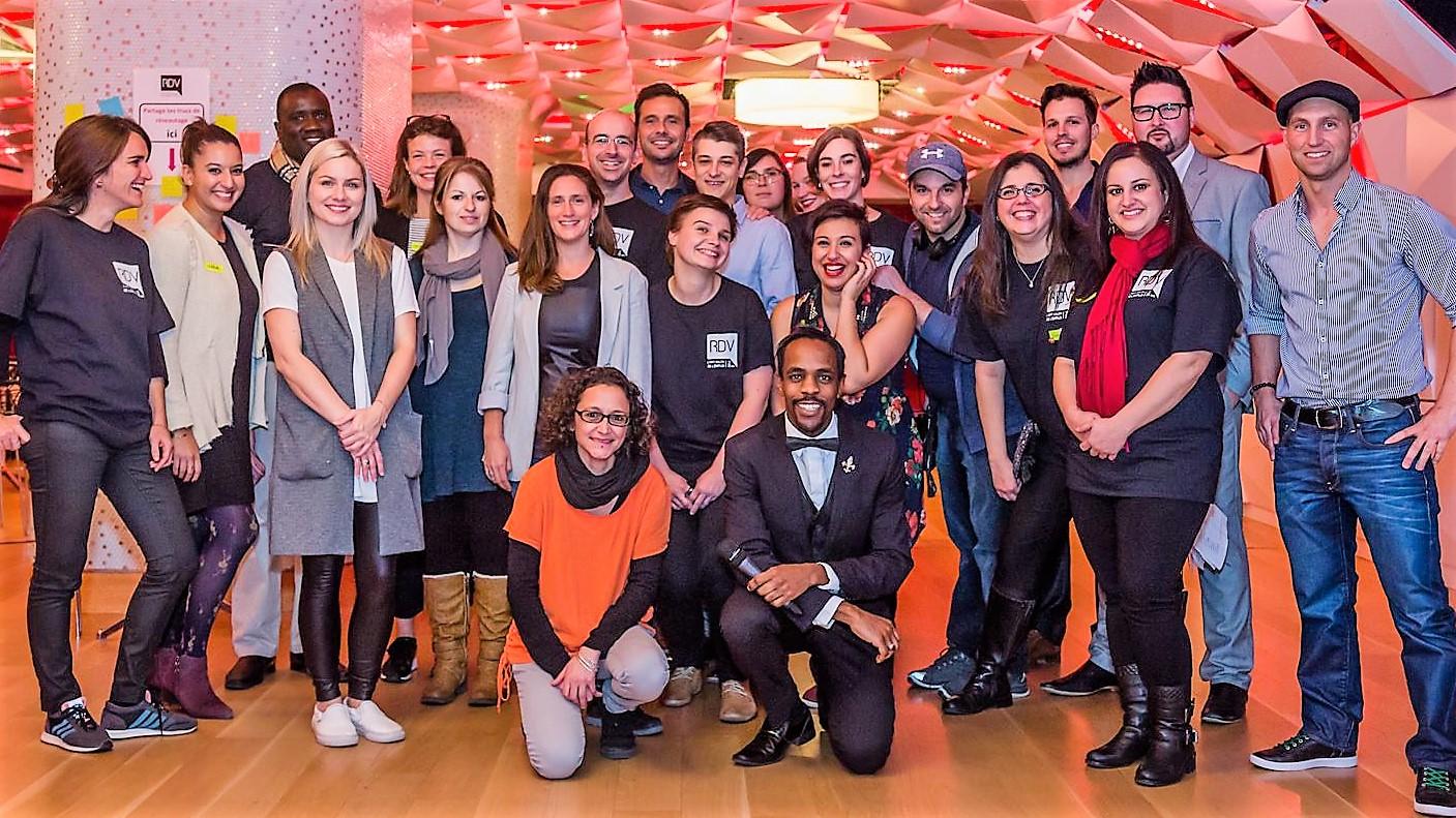 Le 1er anti-salon de l'emploi humanise la recherche d'emploi à Montréal