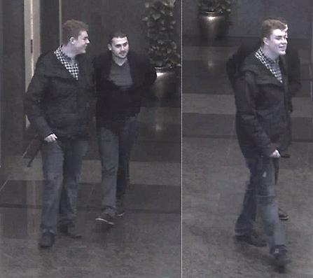 Deux suspects recherchés