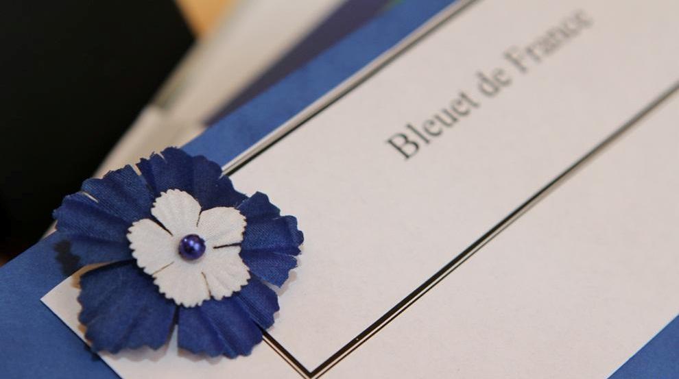 11 novembre, se souvenir avec le Bleuet et le Coquelicot