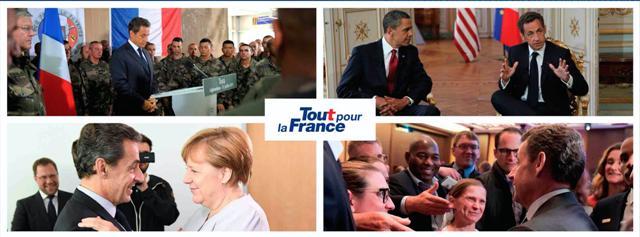 Le programme de Nicolas Sarkozy pour les Français de l'étranger