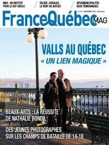 France-Québec Mag est en kiosque