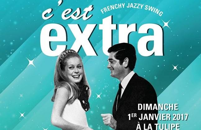 C'est extra: trois décennies de chanson francophone pour danser et faire la fête