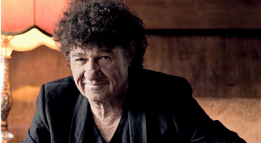 Robert Charlebois célèbre 50 ans de carrière en France