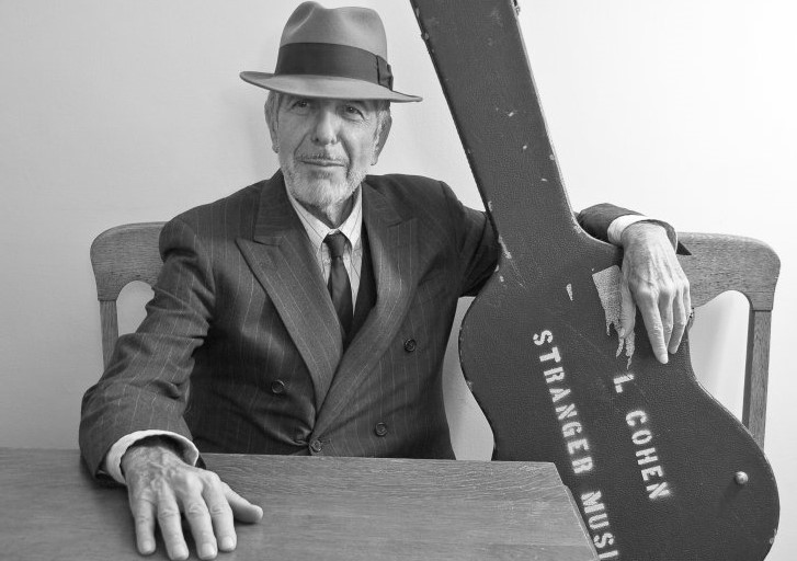 Lou Doillon, partie prenante de l'exposition Léonard Cohen