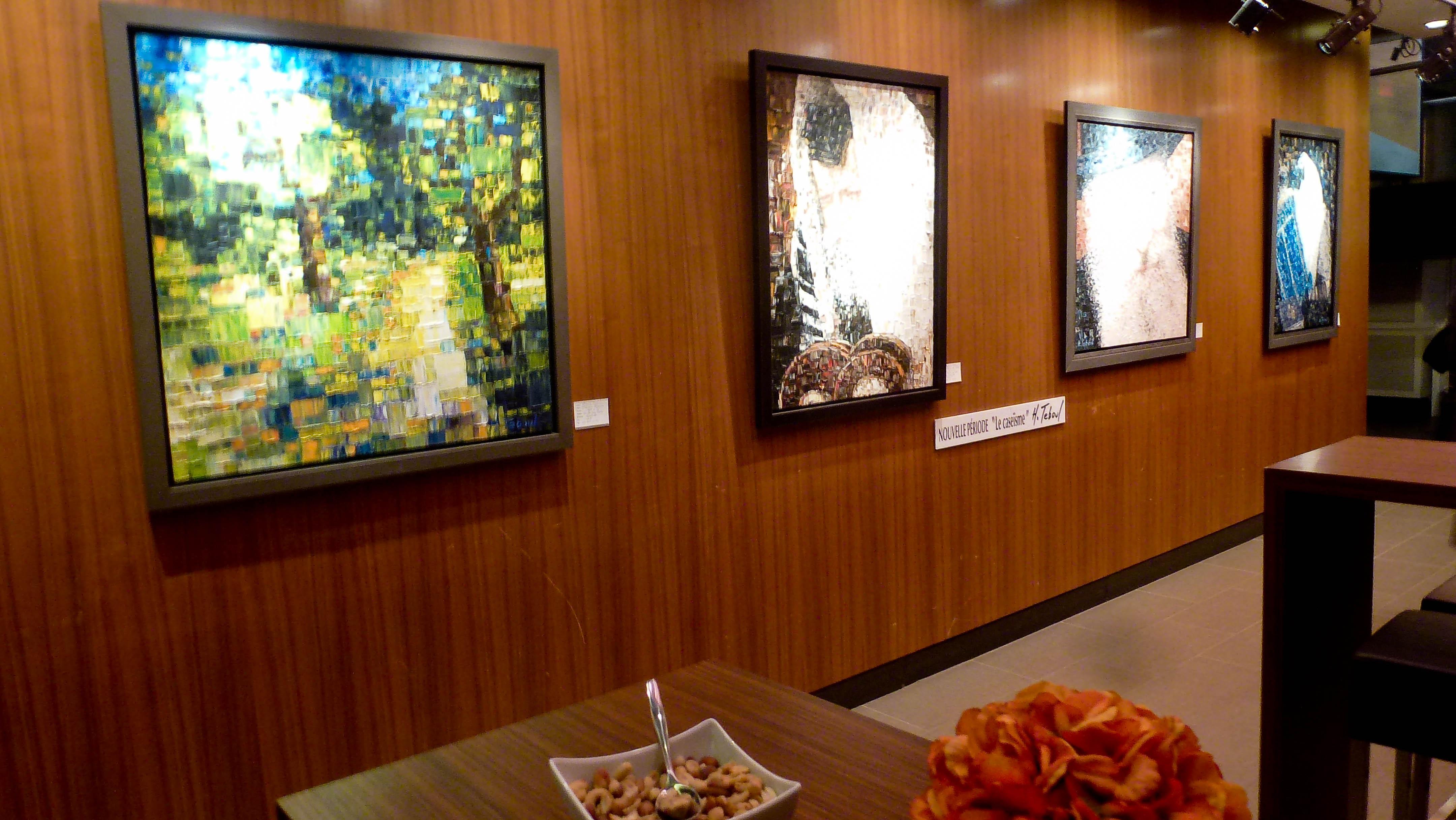 Une exposition toute en couleurs pour le festival Séfarad de Montréal