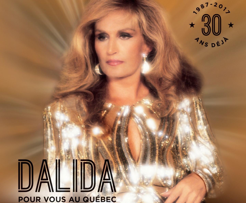 Dalida à l'affiche au Québec en 2017