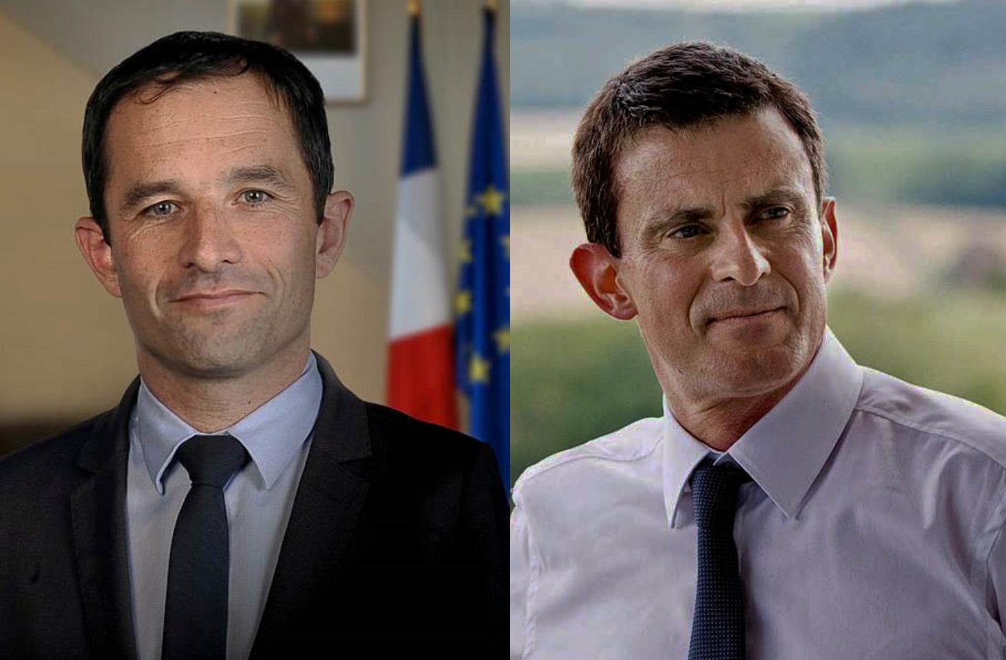En tête du 1er tour des Primaires citoyennes, Benoit Hamon refait le coup de Fillon