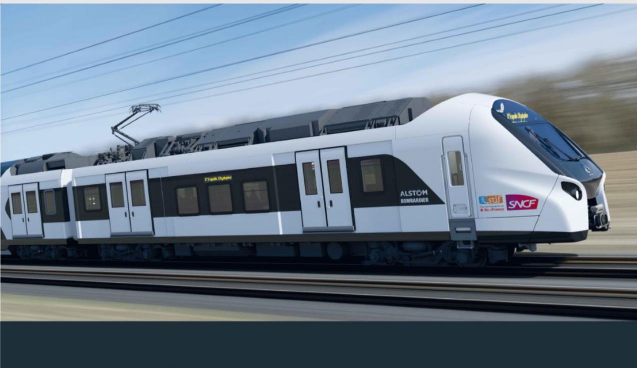 Alstom et Bombardier rafflent un contrat de 3,75 milliards d'euros