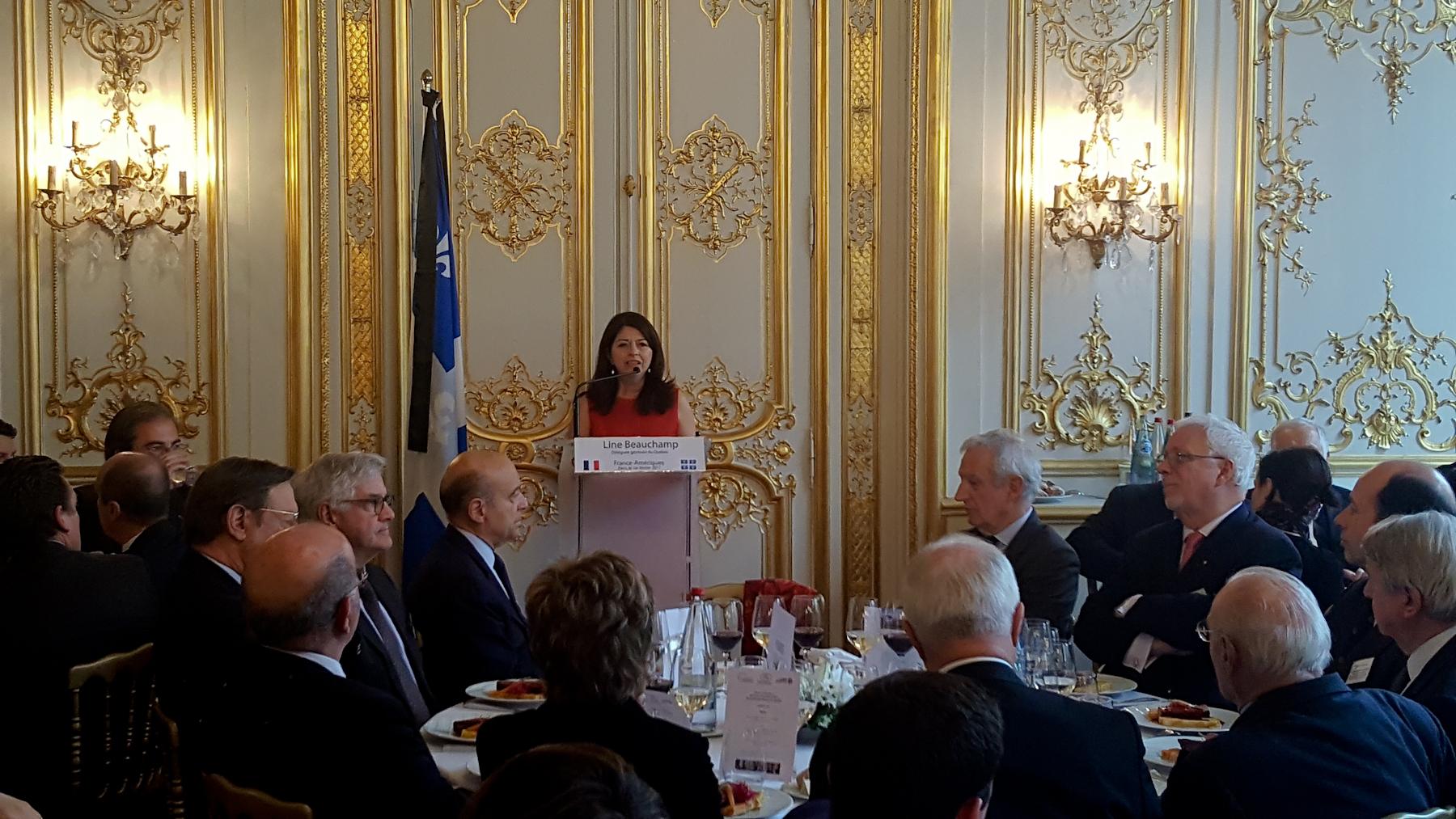 Face au protectionnisme de Trump, le Québec et le Canada se tournent vers la France
