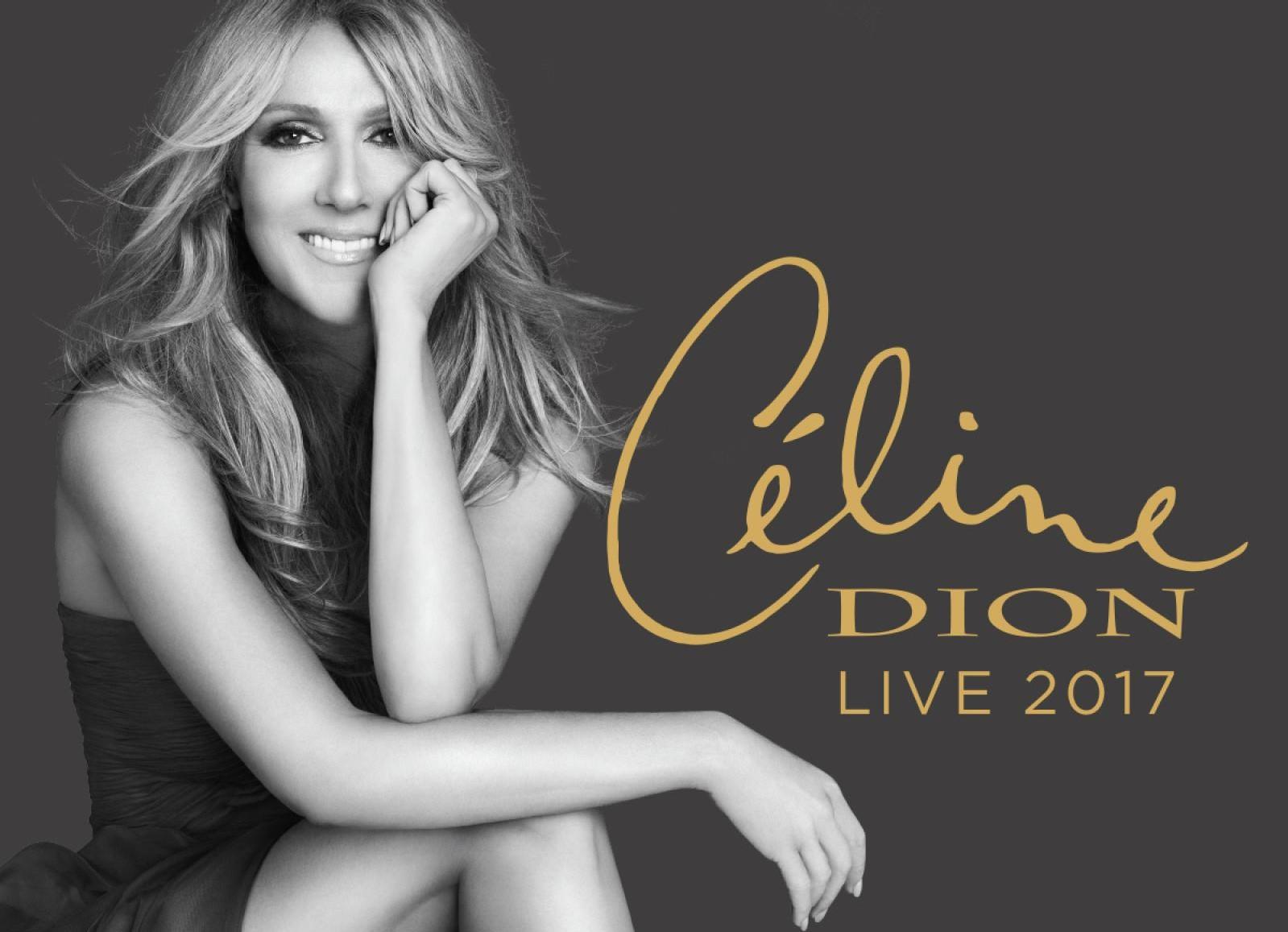 Céline Dion en tournée en France