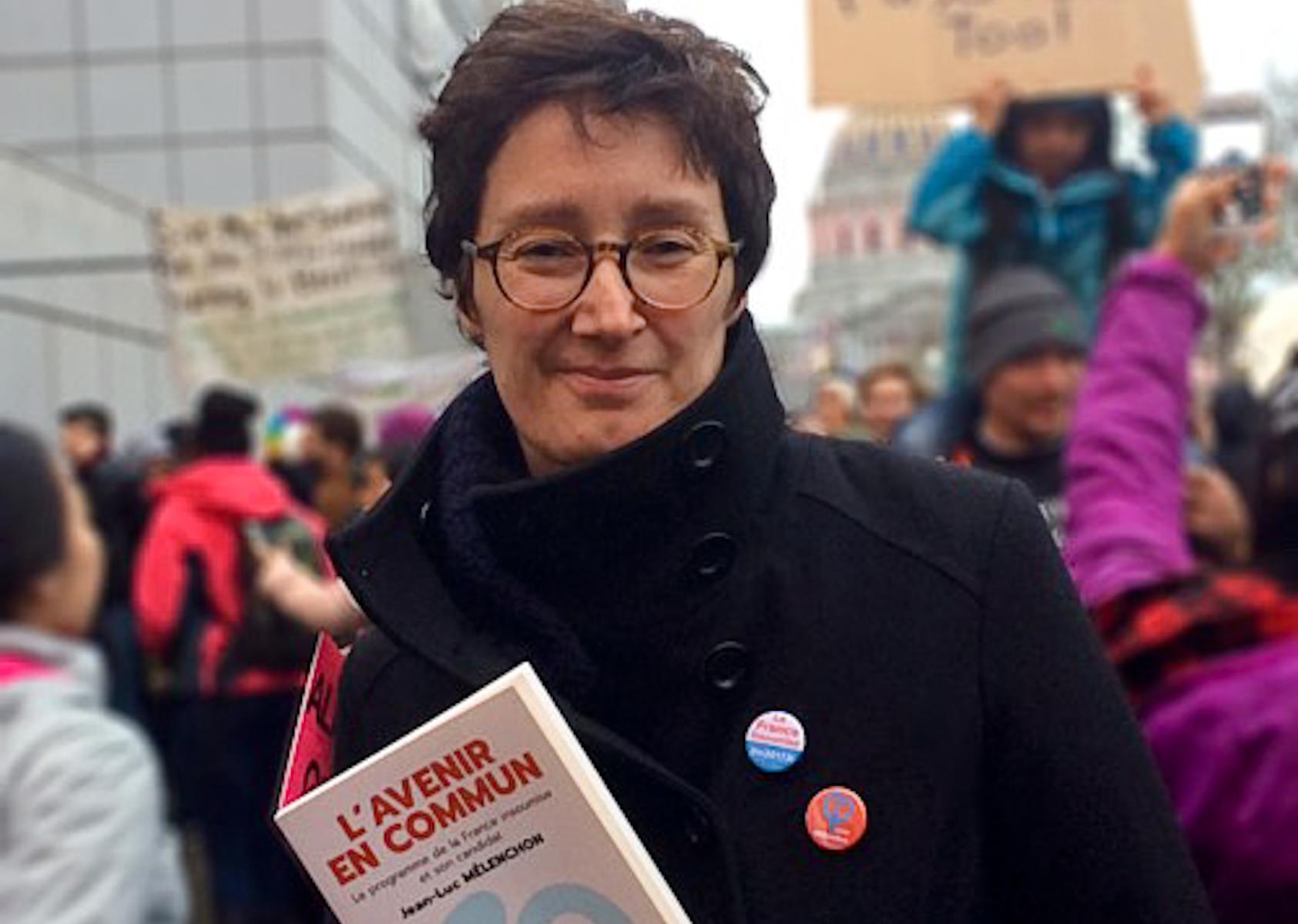 Éléonore Gachet, une Insoumise engagée pour les Français d'Amérique du nord