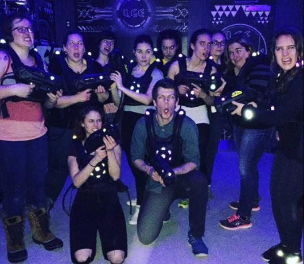 Laser Game Evolution ouvre au quartier DIX30