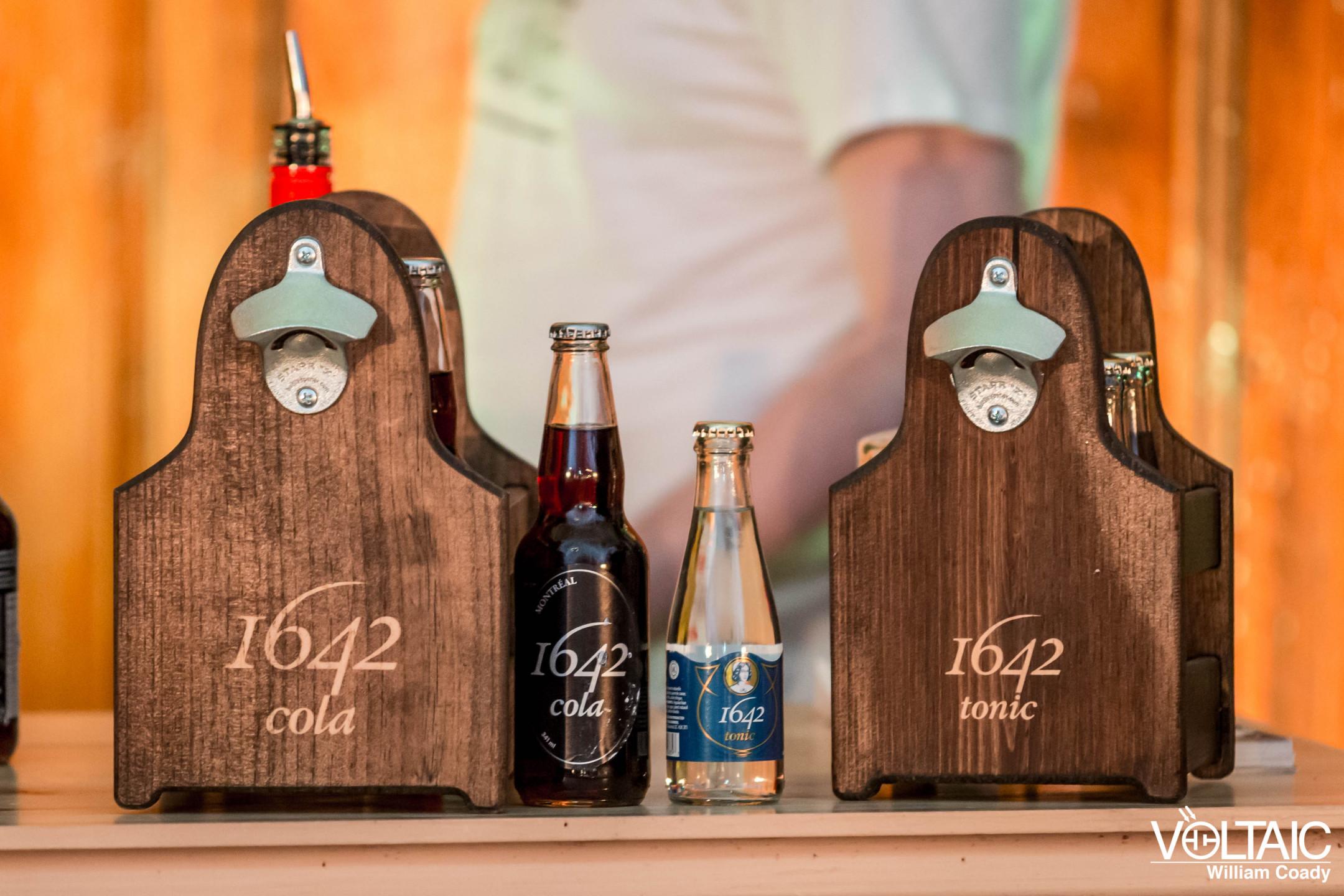 1642 Sodas s'exporte dans l'Ouest canadien