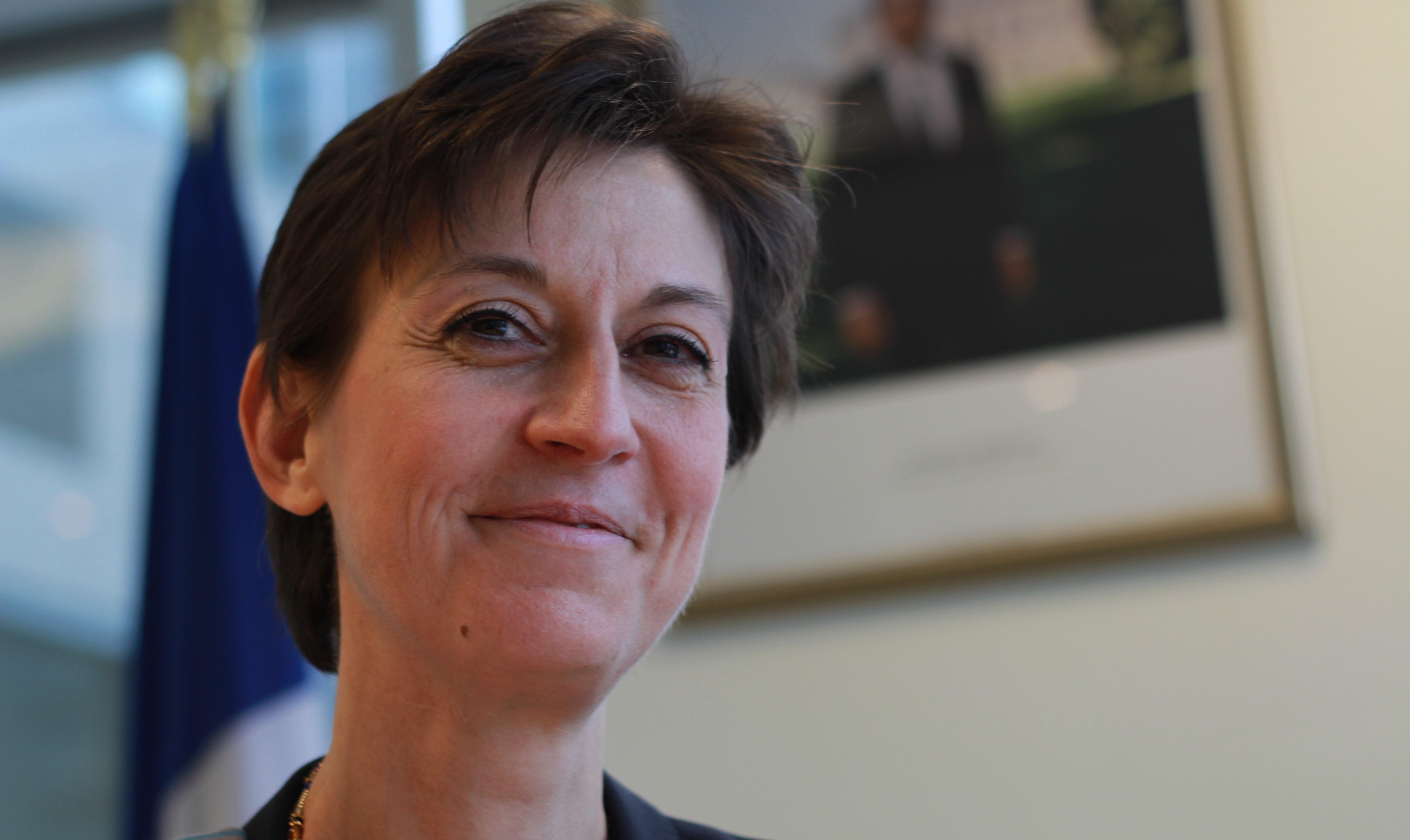 """Catherine Feuillet: """"Promouvoir la parité homme-femme fait partie de notre mission"""""""