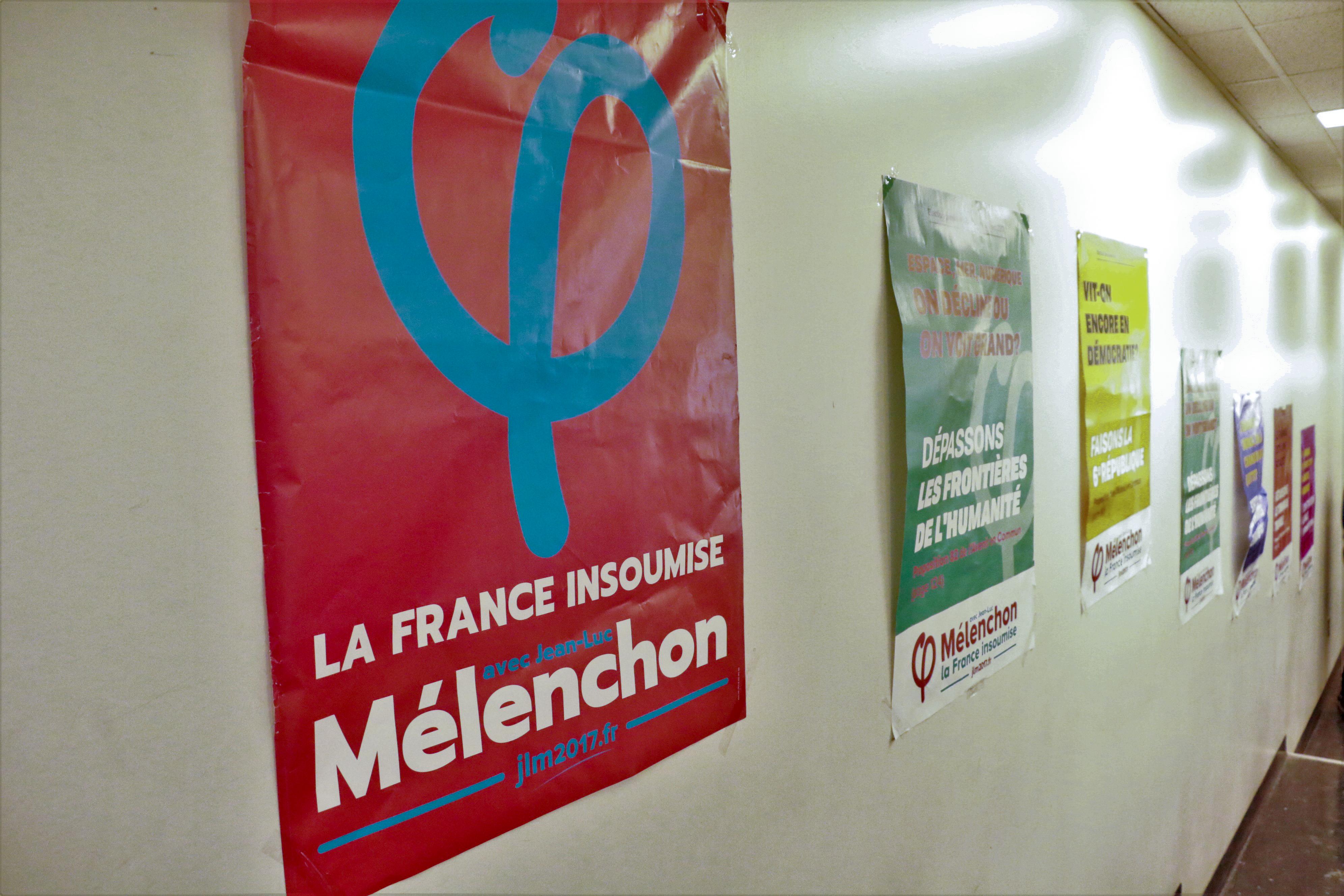 Les Insoumis de Jean-Luc Mélenchon importent à Montréal le débat sur la 6ème République