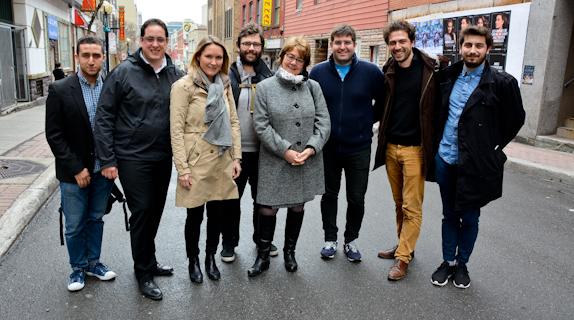 Présidentielle 2017: La communauté française de Montréal mobilisée pour réduire les files d'attente