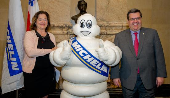 En juin prochain, Michelin se met au vert à Montréal avec le sommet Movin'On
