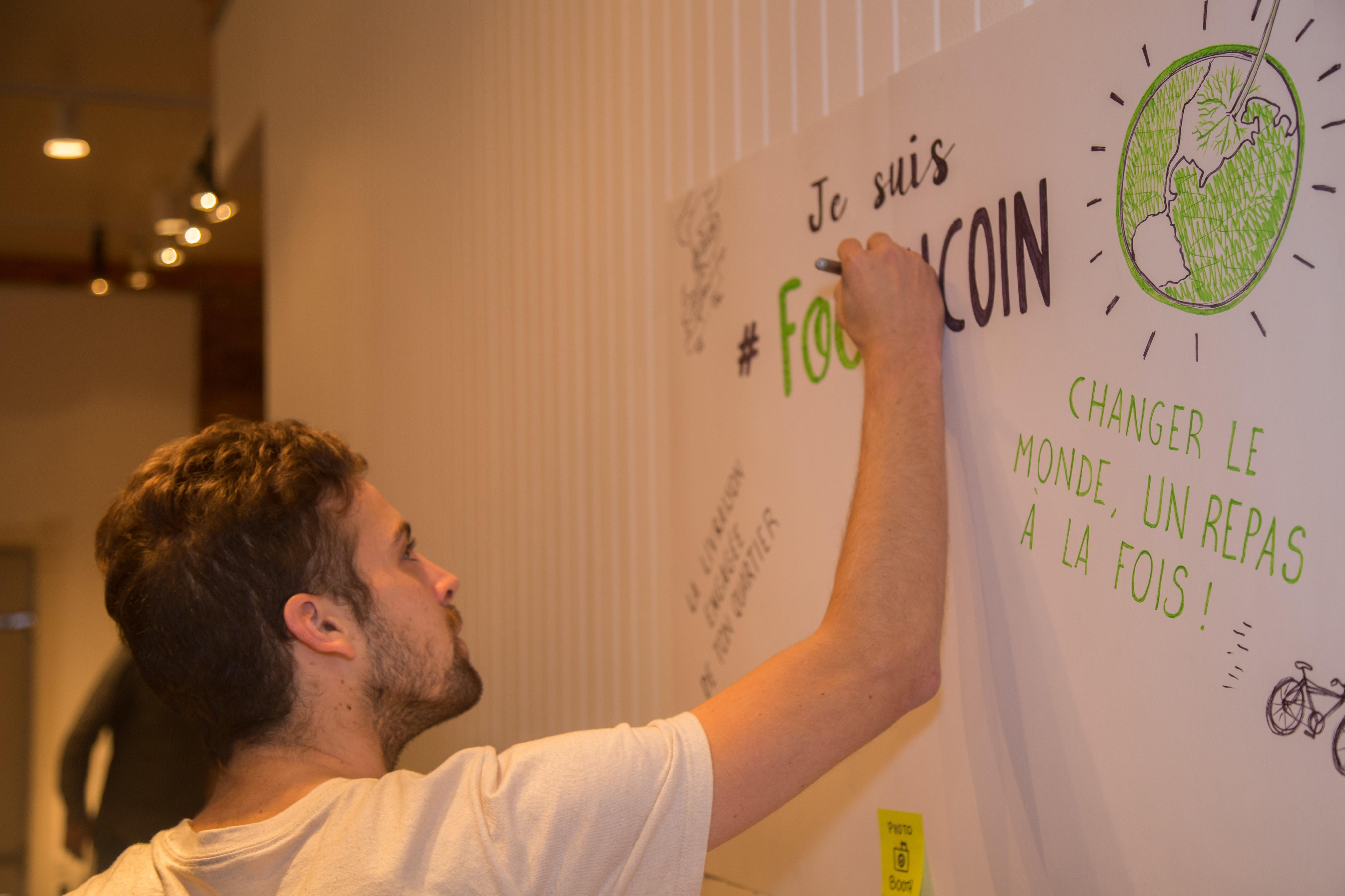 Fooducoin lance une campagne de sociofinancement pour dynamiser l'économie locale et durable