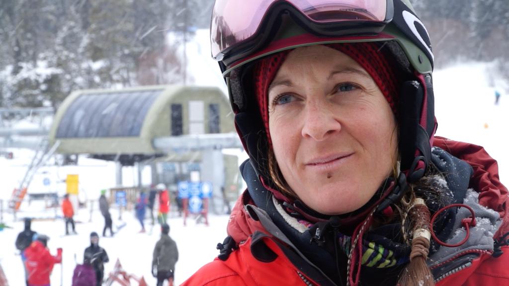 """Mont Sima : Une nouvelle """"piste"""" francophone pour l'école de glisse du Yukon"""