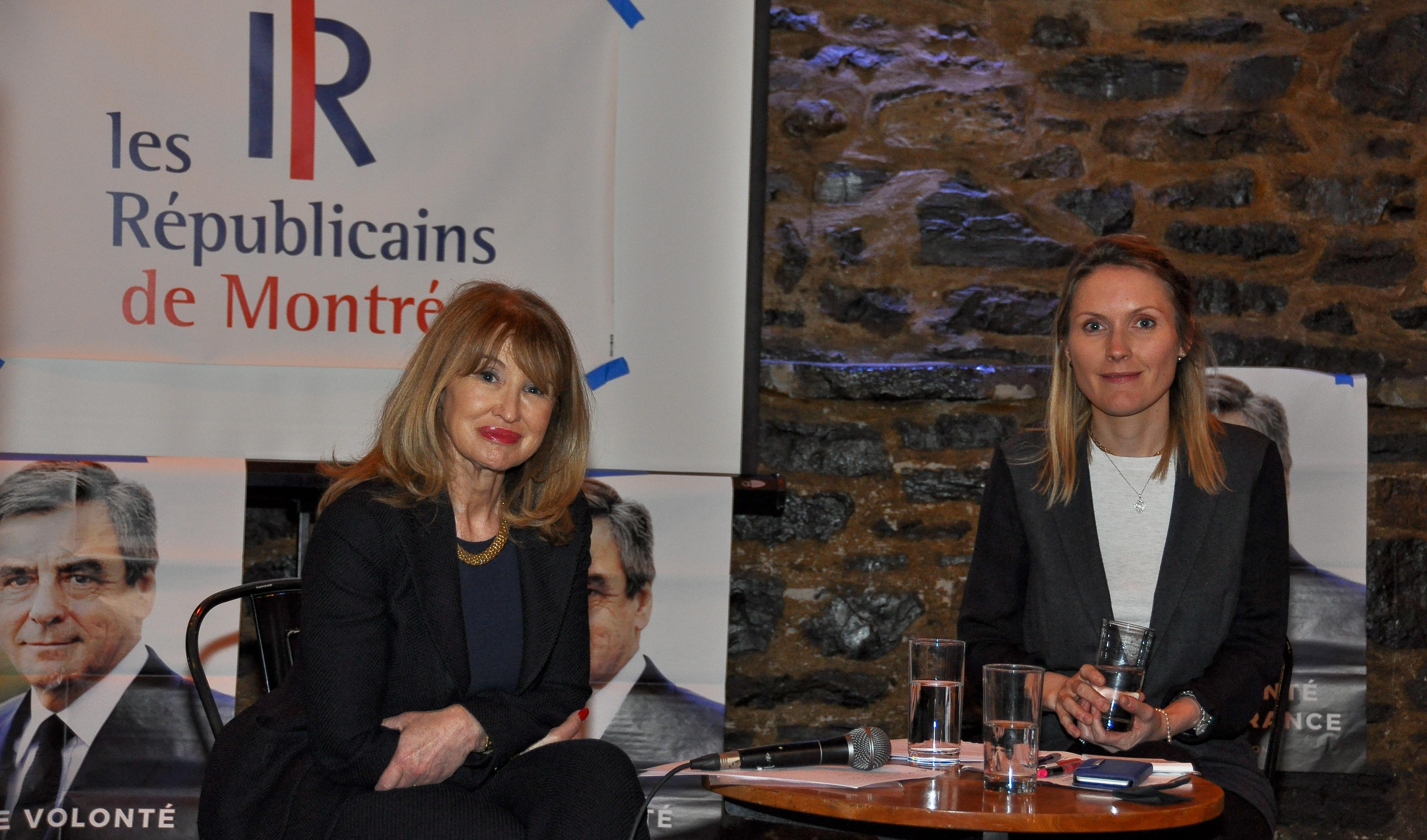 Sheila Smertnik, une canadienne engagée avec François Fillon