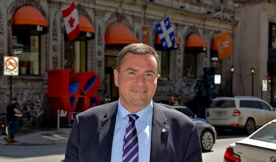 Le sénateur Damien Regnard s'insurge contre la nomination de Philippe Besson dans une lettre ouverte au Président