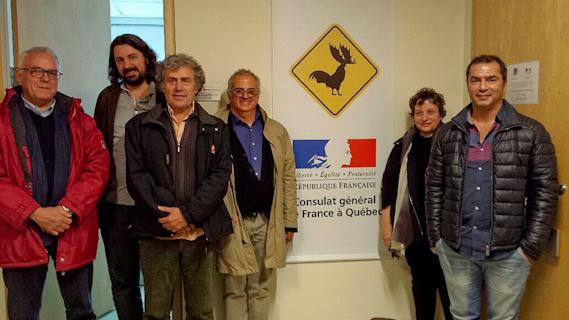 Les arts numériques créent des passerelles entre Amiens et Montréal