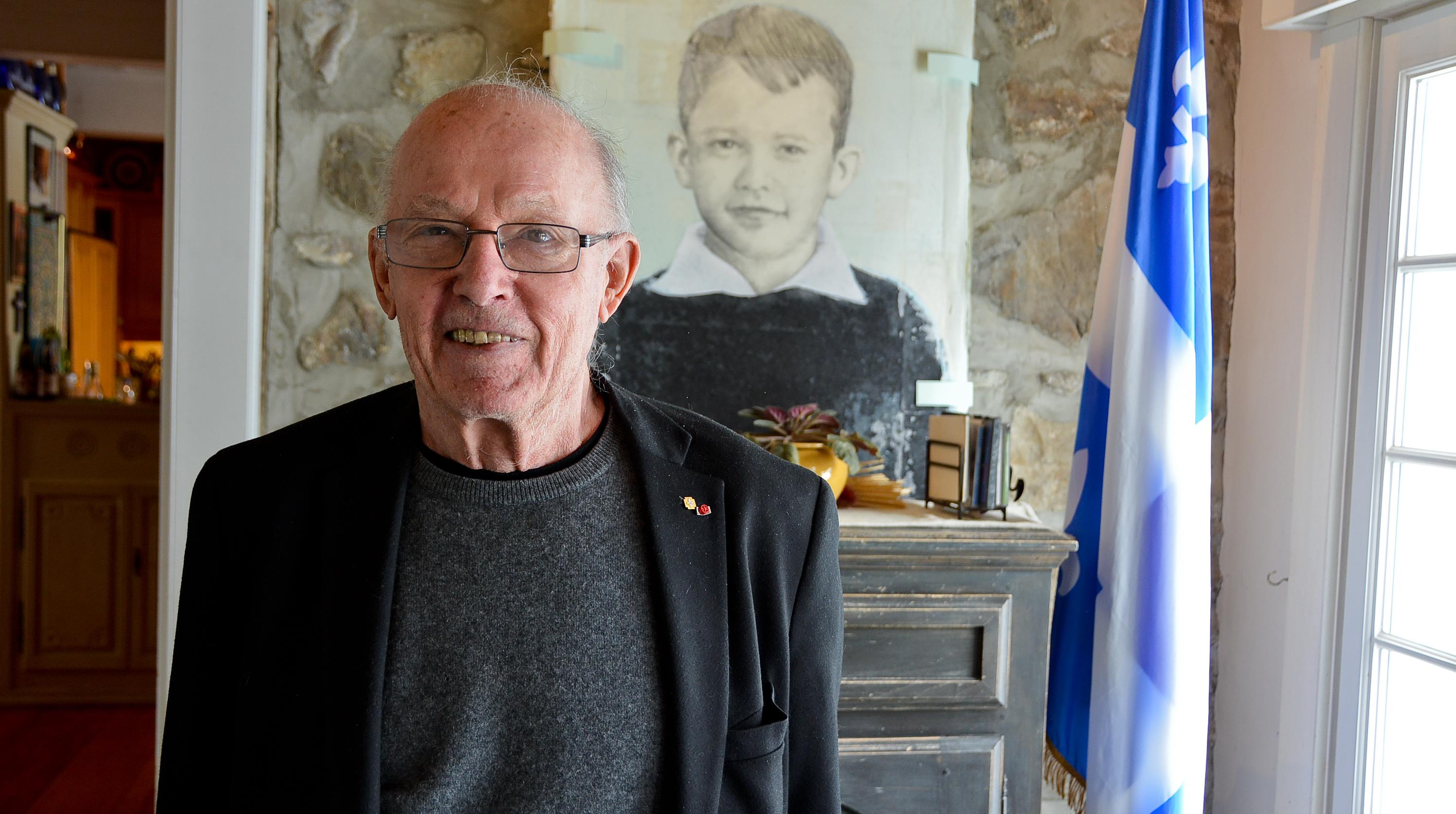 Conversation avec... Bernard Landry, ancien Premier ministre du Québec