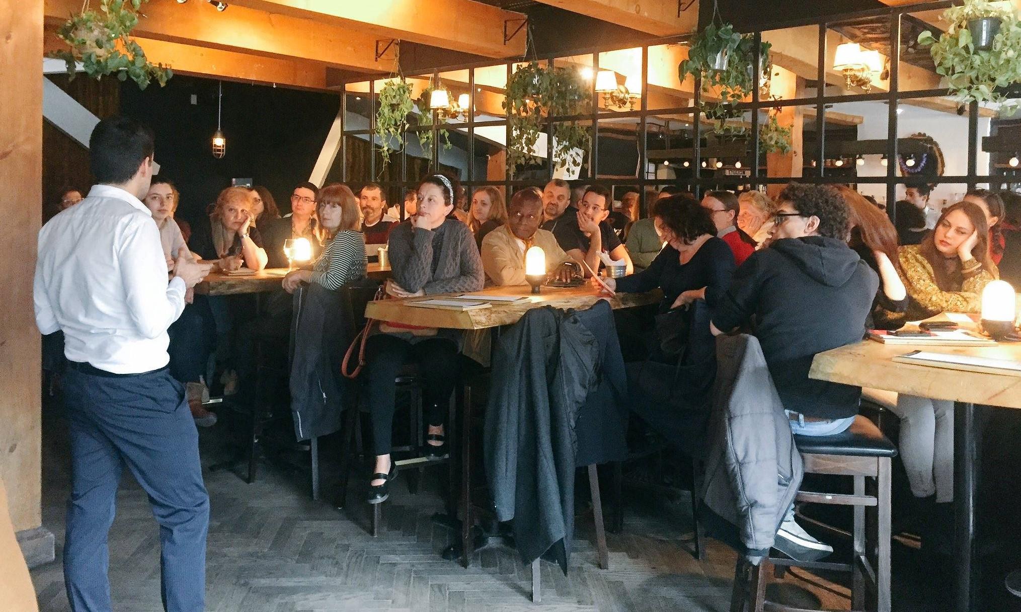 De retour à Montréal, Yan Chantrel dévoile son programme participatif
