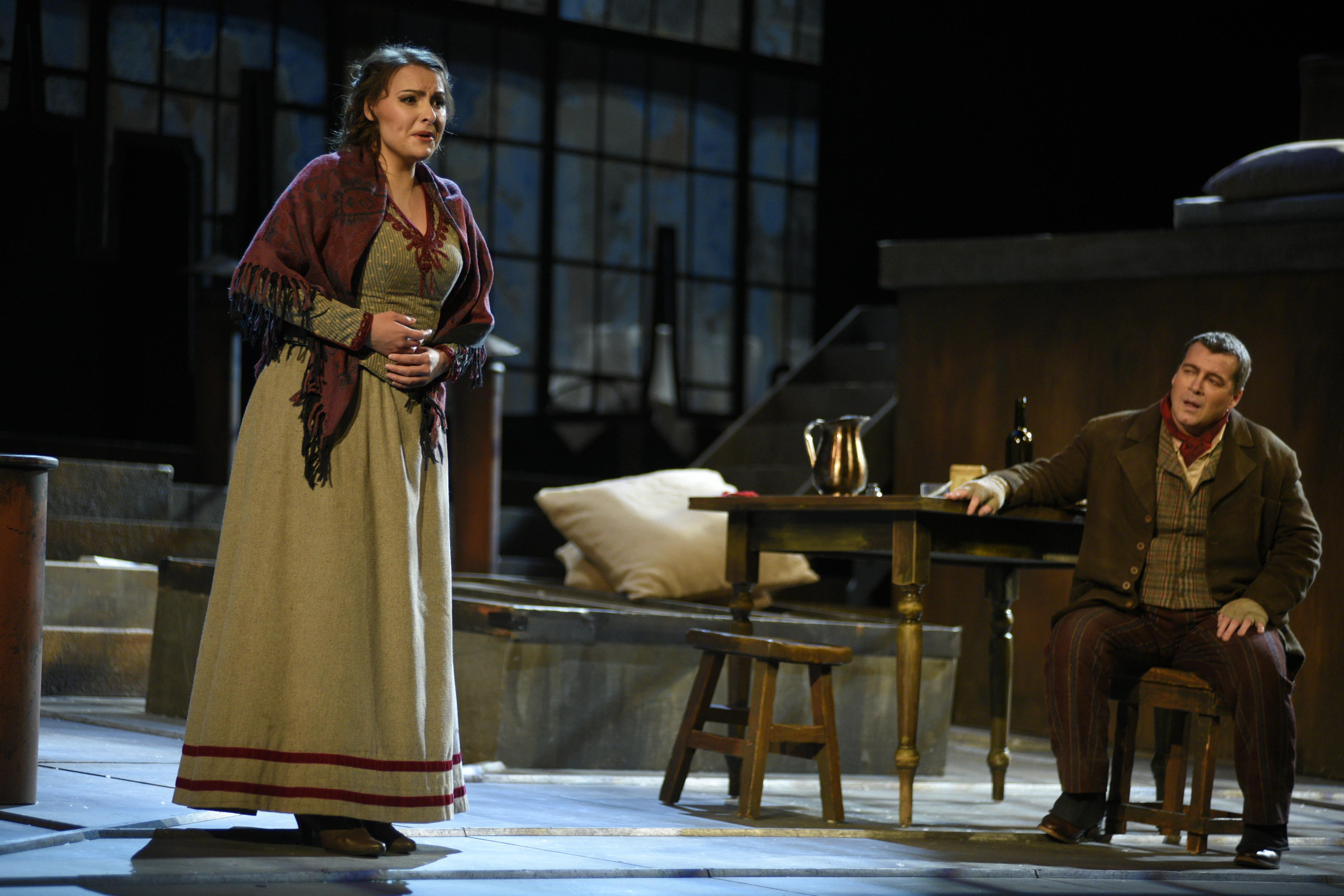 La Bohème sous les étoiles, le cadeau de fin de saison de l'Opéra de Montréal