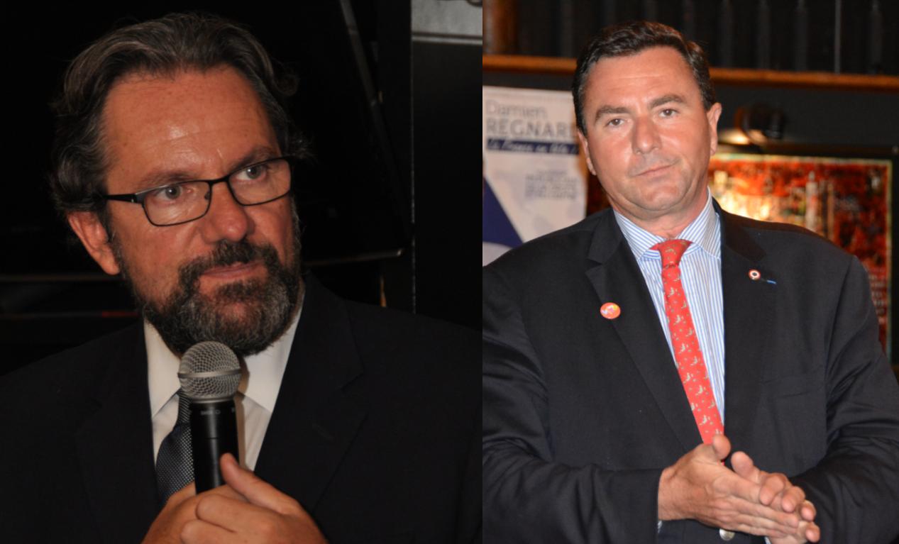 Législatives 2017: tensions à droite entre Lefebvre et Regnard