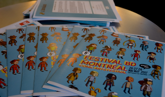Le Festival international de la BD de Montréal attend 15 000 personnes en mai