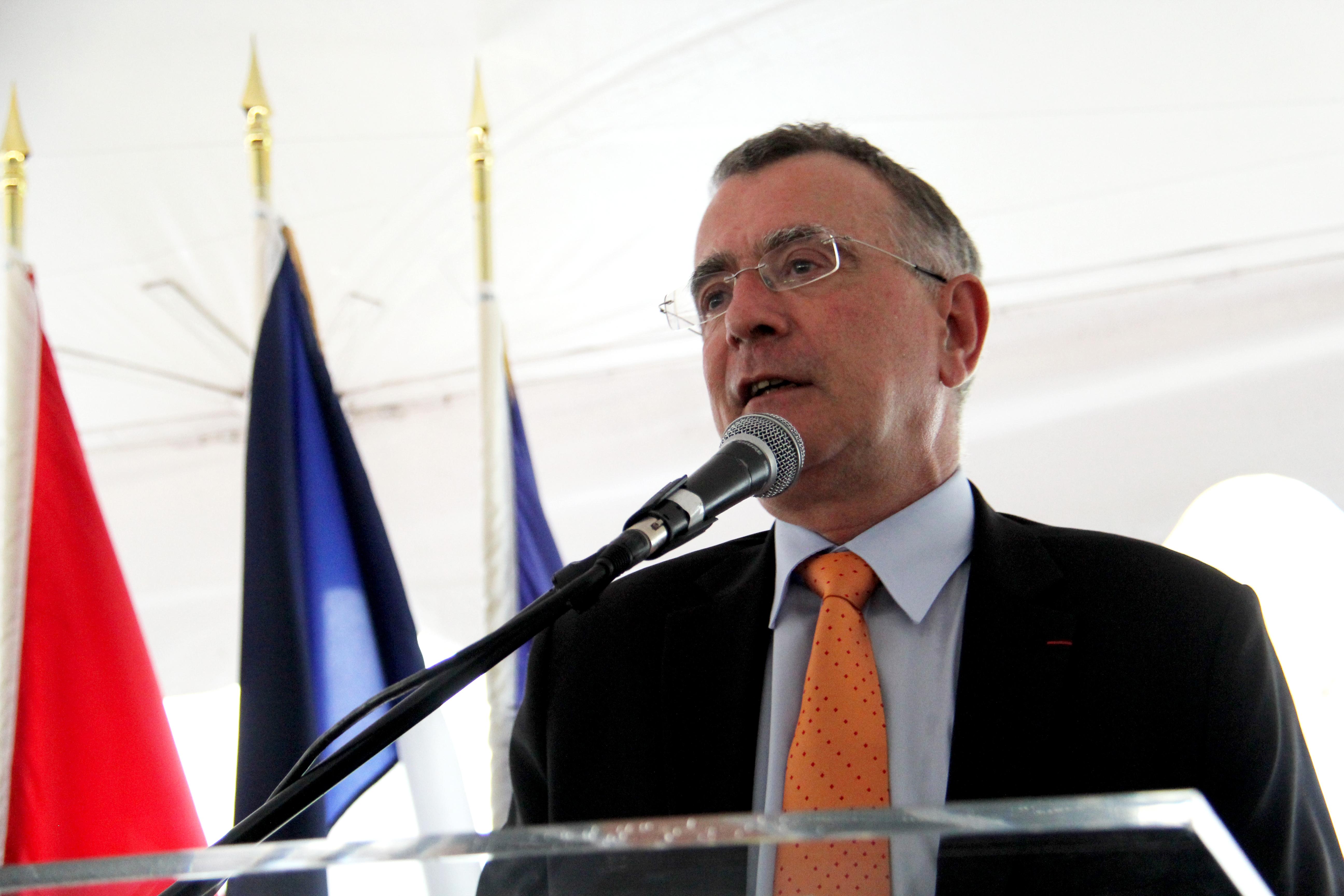 L'ambassadeur de France Nicolas Chapuis quitte Ottawa: mission accomplie!