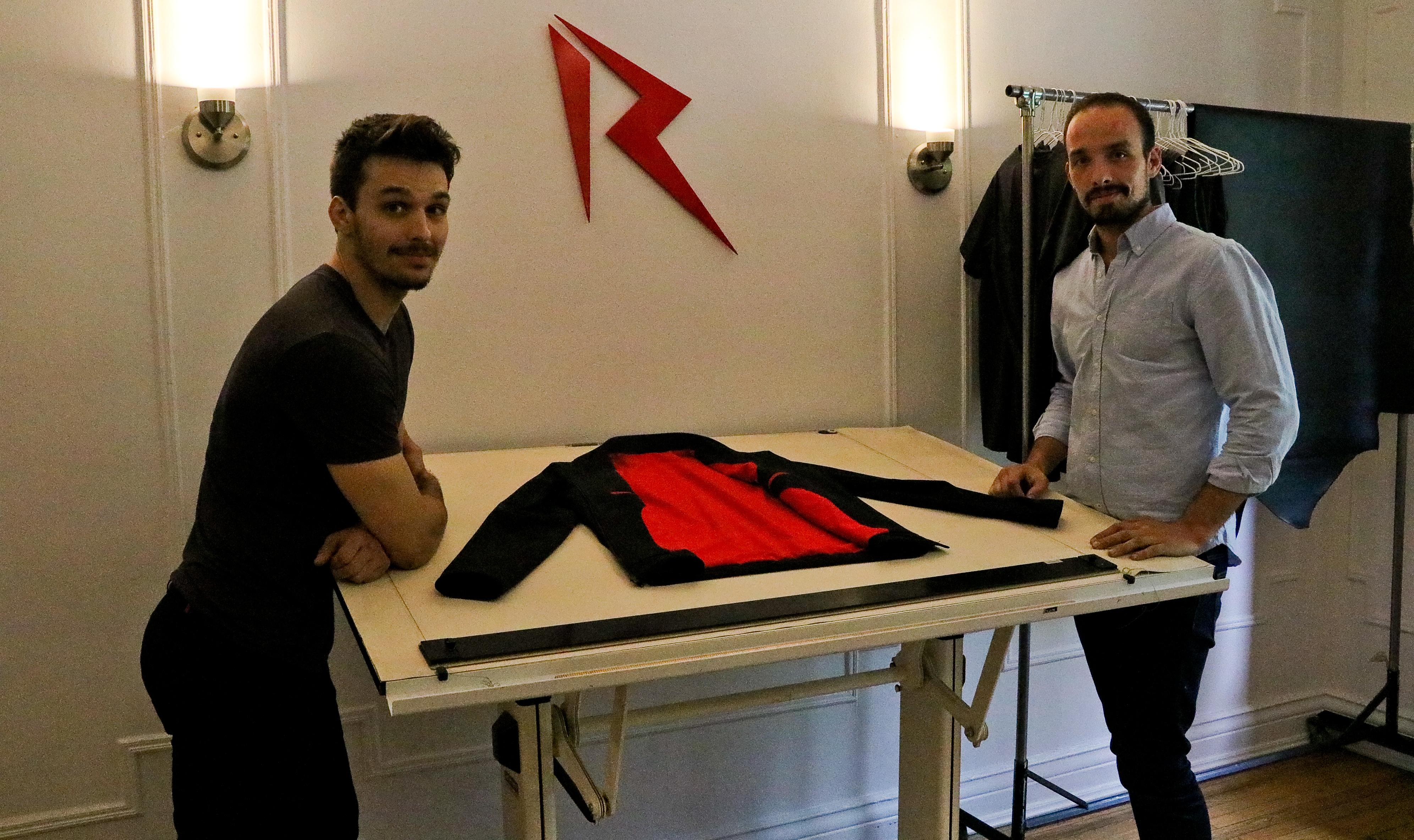 Reyjin, la ligne de vêtements de sport de trois frères passionnés d'arts martiaux